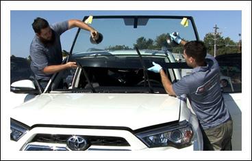 Mobile Auto Glass Repair Service Bixby OK